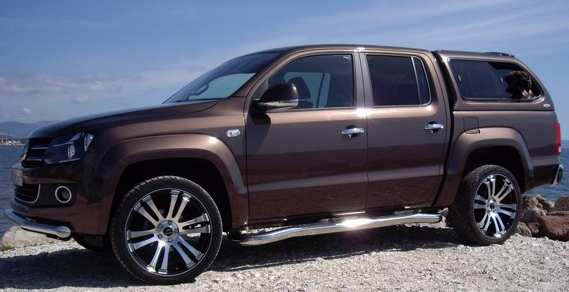 volkswagen amarok accessoires pickup. Black Bedroom Furniture Sets. Home Design Ideas